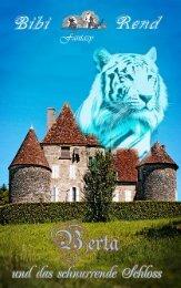 Berta und das schnurrende Schloss - Leseprobe