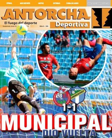 Antorcha Deportiva 300