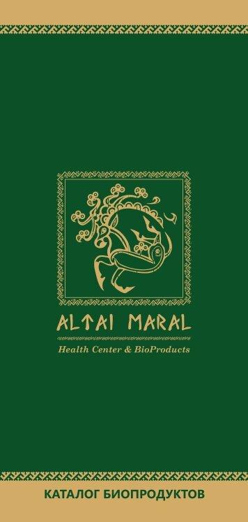 AltaiMaral каталог на русском
