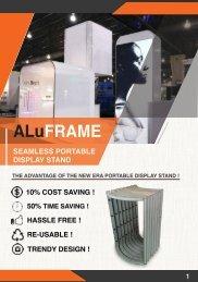 Aluframe Brochure