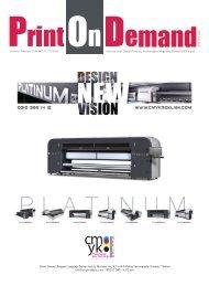 Print on Demand Ocak-Şubat 2018