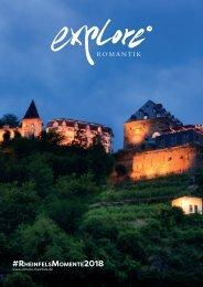 Explore Romantik - RheinfelsMomente2018