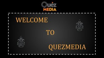 Graphic Design Cleveland | Quez Media Marketing
