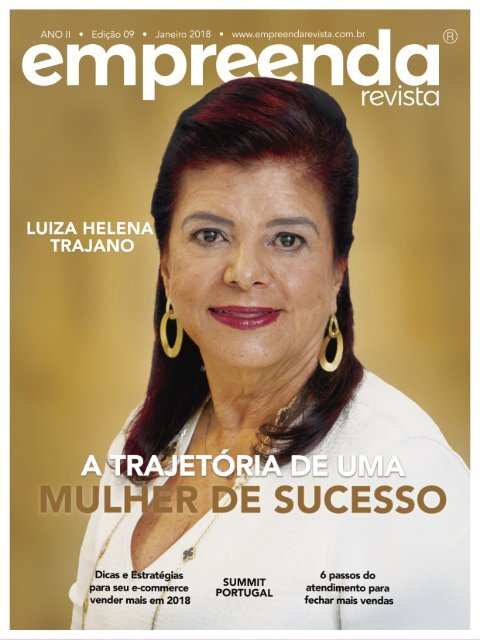 Empreenda Revista - Janeiro 2018