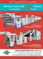 Tekstil Teknik Dergisi Ocak 2018 Sayısı - Page 3