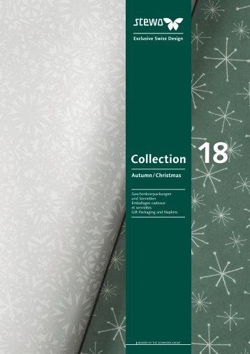 Katalog Stewo Herbst/Winter 2018