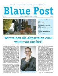 Blaue Post Nr. 12