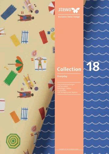 Stewo Katalog Frühjahr / Sommer