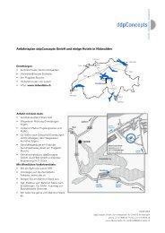 Anfahrtsplan & Hotels - ddpConcepts GmbH
