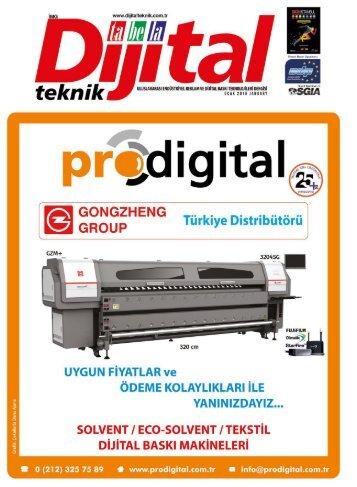 Dijital Teknik Ocak 2018