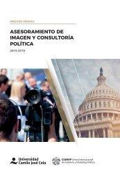 Folleto Master Consultoria Politica 17-18