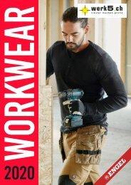 Engel/Workzone - werk5 2019 Katalog