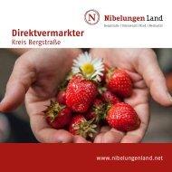 Direktvermarkterbroschüre Kreis Bergstraße (2. Auflage)