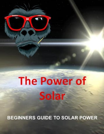 The Power of Solar-