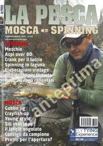 La Pesca Mosca e Spinning 1/2018
