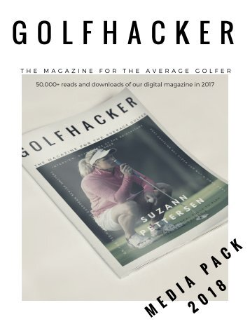 Golfhacker Media Pack 2018