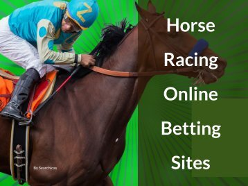 Horse Racing Online Betting sites