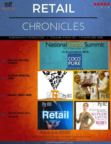 RETAIL CHRONICLES 10TH ISSUE