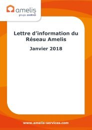 Lettre Info Janvier 2018