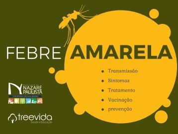 Cartilha Febre Amarela