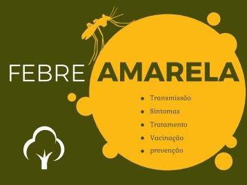 Cartilha Febre Amarela Tree Vida