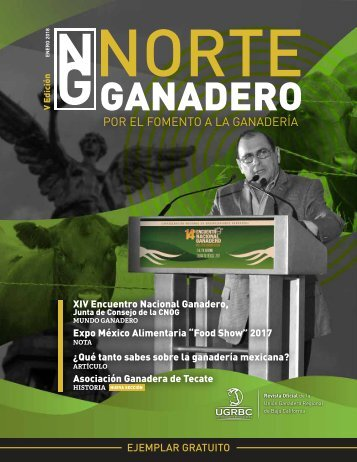 Revista Norte Ganadero No. 5