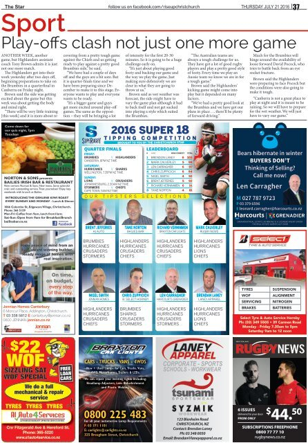The Star: July 21, 2016