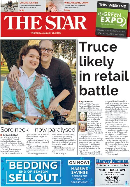 The Star: August 11, 2016