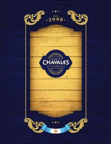 menu chavales