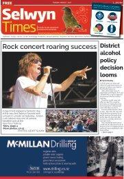 Selwyn Times: March 07, 2017