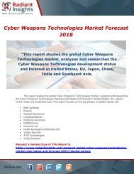 Global Cyber Weapons Technologies Market Size, Status and Forecast 2022