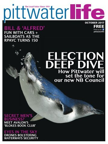 Pittwater Life October 2017 Issue