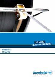 Umreifen Humbold Verpackungen - you find by - www.global-media-ranking.com