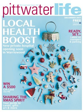 Pittwater Life December 2017 Issue