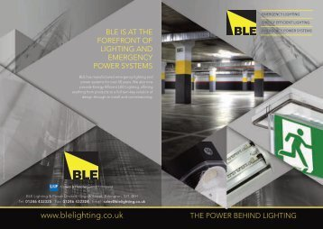 2017-BLE-Lighting-Power-Product-Brochure