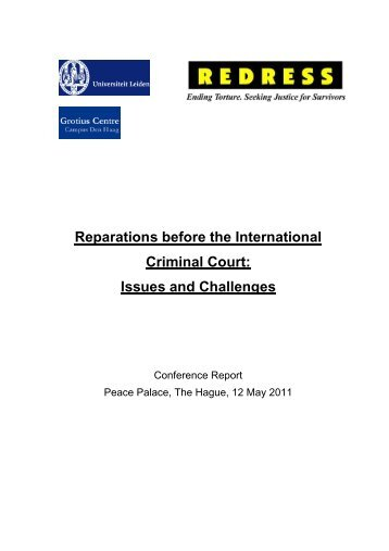 What does the International Criminal Court do?