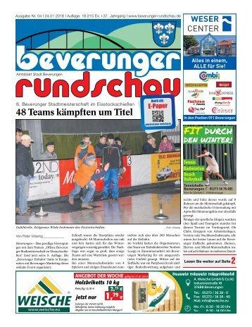 Beverunger Rundschau 2018 KW 04