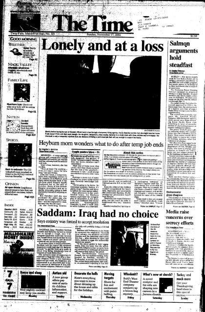 M Newspaper Archive