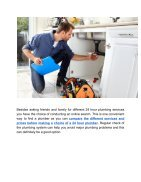 24 Hour Plumbing Service is Must for Modern Home - Page 5