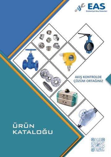 EAS Endüstriyel Katalog