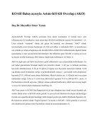 KOAH Bülteni 2017 Sayı 3 - Page 6