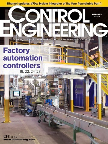 Control Engineering - January 2018 (R) 'I'