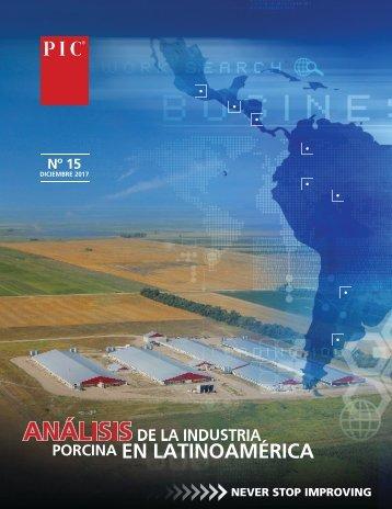 PIC Análisis de la Industria Porcina en Latinoamérica-Edición #15