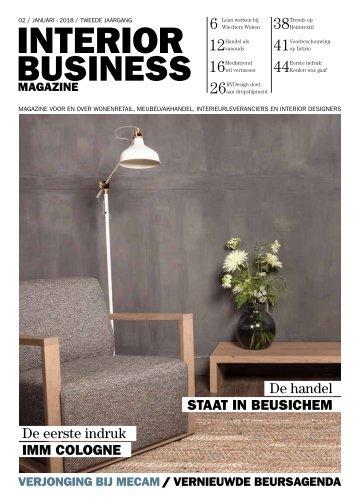 INTERIOR BUSINESS - BEUSICHEM SPECIAL