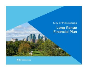 Long Range Financial Plan