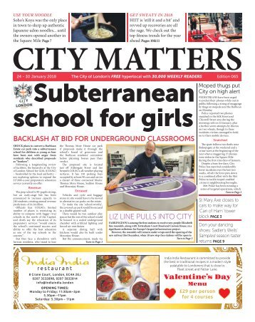 City Matters Edition 065