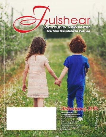 Fulshear February 2018