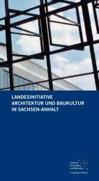 intitiative_präsentation - Architektenkammer Sachsen-Anhalt