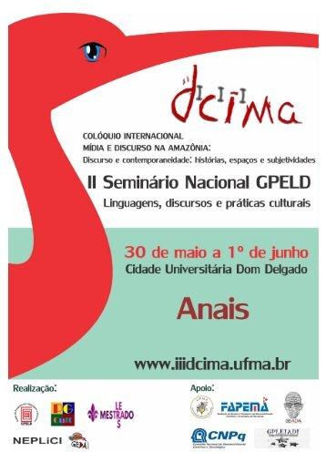 Anais DCIMA Final