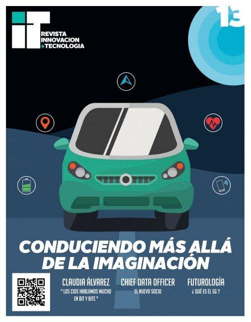 Revista Innovacion+Tecnologia ed N° 13
